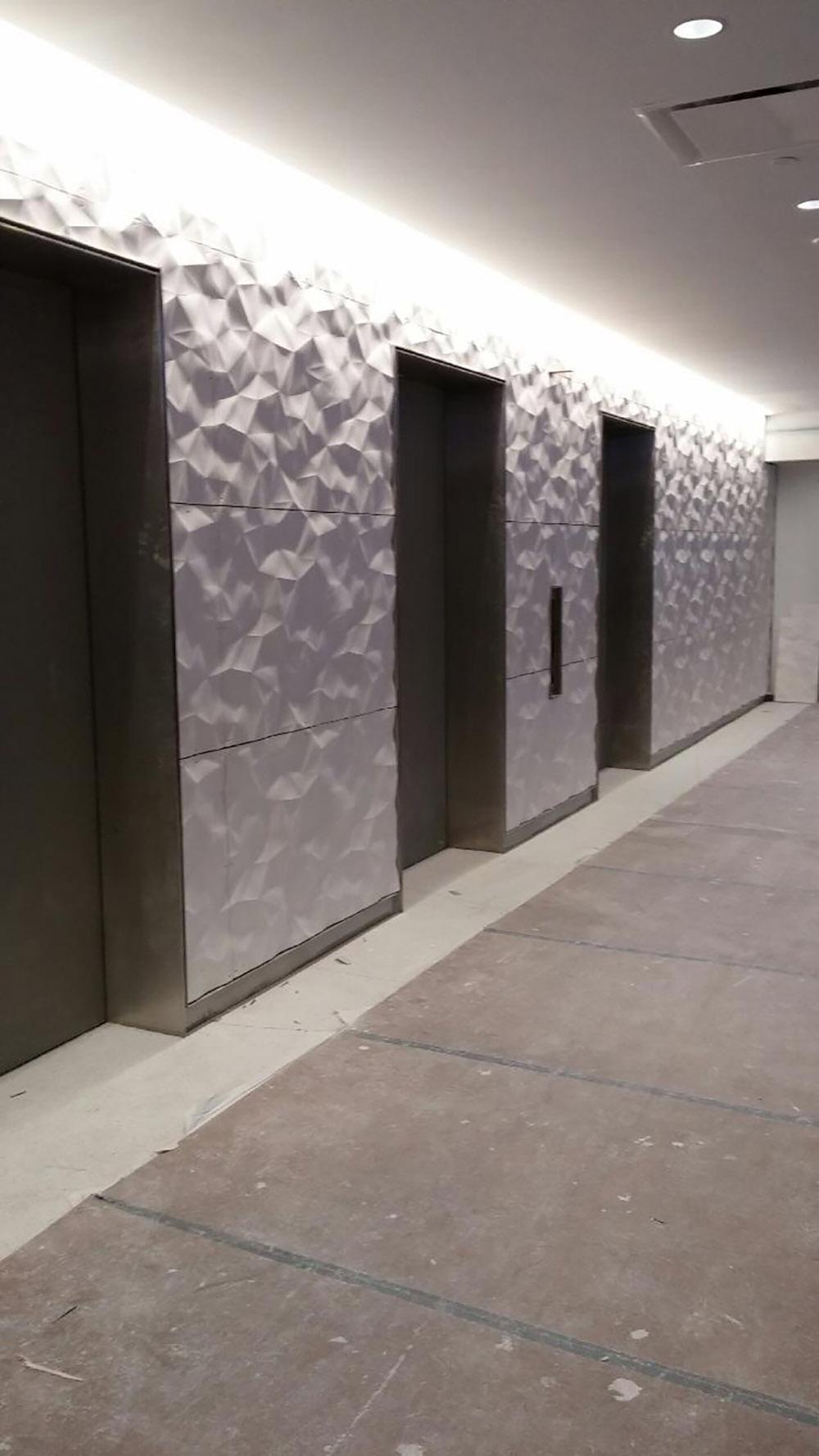 World Trade Center – Tower 4 Elevator Lobby