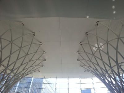 World Trade Center - Entry Pavilion
